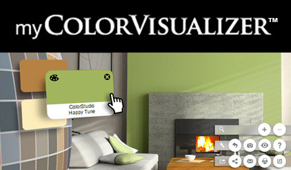 MyColorVisualizer